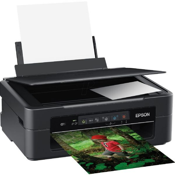 Epson Expression Home XP-255 Small-in-One with WiFi